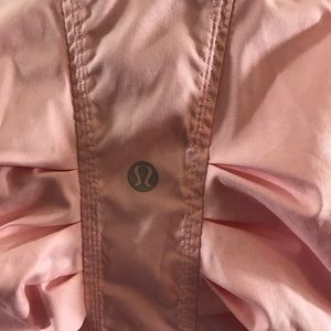 lululemon athletica Jackets & Coats - LULULEMON Run: Back On Track Jacket - Pink Pig